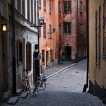 Stockholm - Old town