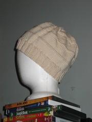 Chemo Hat in Cream