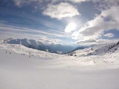 Horizon (Lusty-Daisy) Tags: snow riederalp matterhorn alps ski skiiing