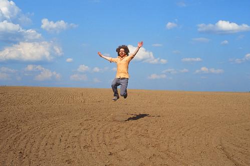 jumping!!!