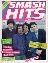 Smash Hits, July 26, 1979