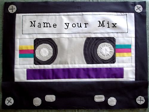 Name Your Mix, partner!
