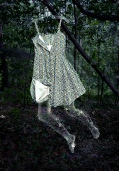 Whispering by the Windows on Tiny Little Silvery Feet (CountYourBle$sings (college. Instagram: ldufffff)) Tags: trees windows white feet forest dark spring whispering alone pattern dress wind little ghost butterflies gone fantasy tiny smokey hanging glowing silvery flapping magical silently curling unfurling