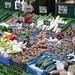 Gemüste am Naschmarkt Wien