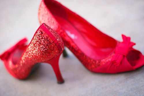 red-glitter-shoes