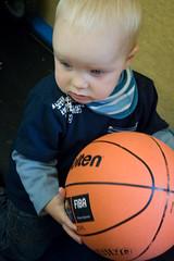 Air L (Bozinsky) Tags: berlin basketball sport digital alba prenzlauerberg 2007 idan albaberlin