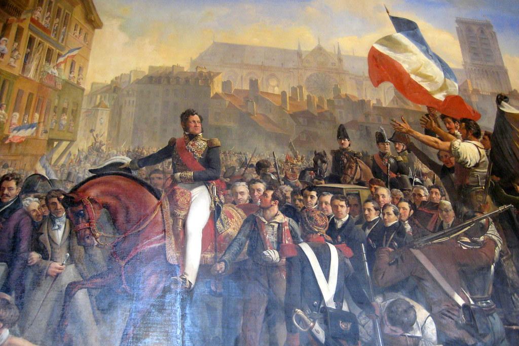 Versailles - Château de Versailles - Salle de 1830