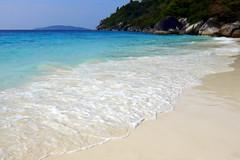 Honeymoon Bay Beach at Similan Islands, Thailand (_takau99) Tags: ocean trip travel blue sea vacation holiday beach nature water topv111 topv2222 thailand island lumix islands topv555 topv333 marine asia southeastasia honeymoon indian topv1111 topv999 indianocean topv444 321 topv222 panasonic explore topv5555 thai tropical april topv777 phuket topv9999 topv11111 topv3333 topv4444 topv666 topf10 topf15 similan khaolak 2007 andaman andamansea topv888 topv8888 topv6666 topv7777 honeymoonbay similanislands topf5 topf20 fx30 similanisland takau99 explore100 edive dmcfx30