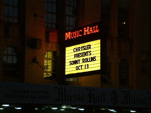 Detroit Music Hall Center For Performing Arts A Night Sh Flickr