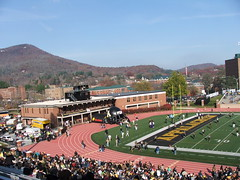the beautiful kidd brewer stadium