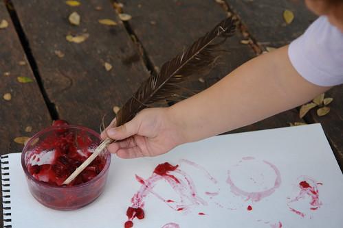 Cranberry Ink