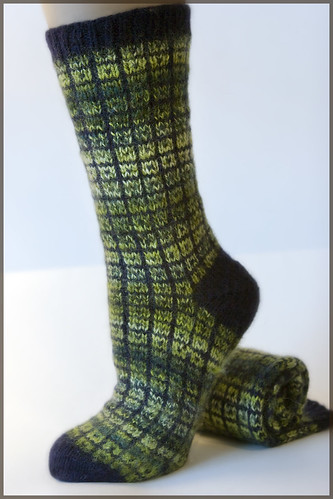 Lifestyle Toe Up Socks No Swatch Needed P U L S H