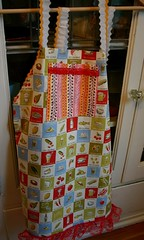 Calorie Counter Apron