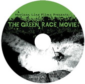 Image of The Green Race Movie DVD.