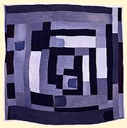 Quilt from Gee's Bend