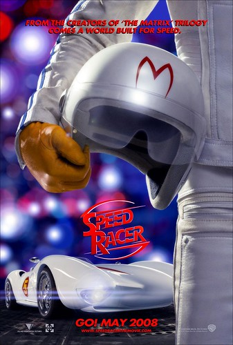 Speed Racer poster wachowski