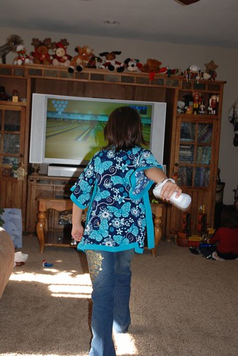 Bowling Wii