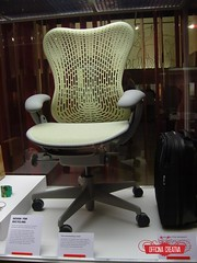 The everlasting Chair (officinacreativa) Tags: mostra museum design chair science exhibition plastic recycle product bakelite sedia sciencemuseum materials plastics everlasting materiali eterno plastica plasticity riciclaggio prodotto bachelite
