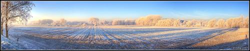 Frozen landscape by Erroba ( Brand new dad ).