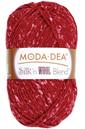 moda dea silk'n wool blend in sangria