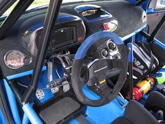 Cockpit - Rally Andora 2008
