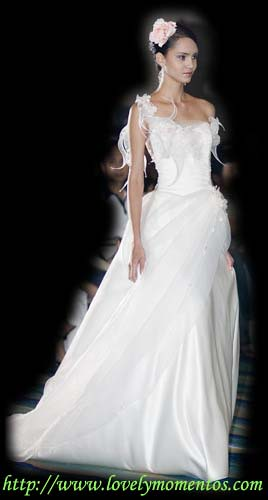 Divine Couture wedding gown via Flickr Divine Couture Malaysia based in