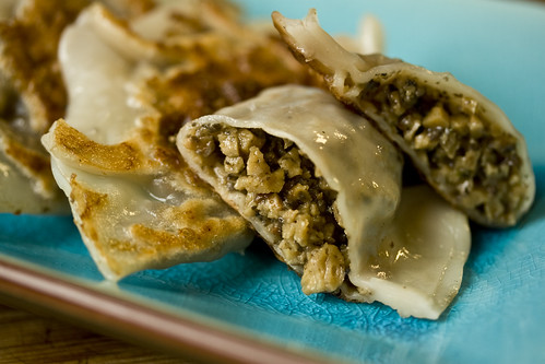 Pot Stickers, inside