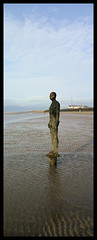 Liverpool Jan 2008 (Rooney Dog) Tags: beach liverpool pentax rooney crosby anthonygormley anotherplace ironmen pentaxk10d gerrywood rooneydog cornwallnearengland rooneydoghotmailcouk