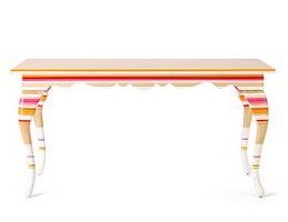 Anthropologie.com > melody stripe dining table :  kitchen table kitchen dining table decor