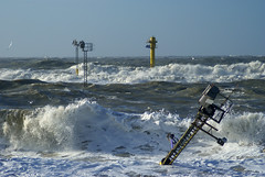 9 Bft (jan-willem wolf) Tags: storm holland noordzee northsea petten 9bft janwillemwolf
