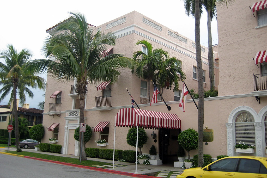 Florida - Palm Beach - The Chesterfield Hotel
