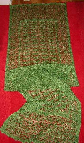 alpine scarf