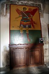 Μεγάλη εικόνα Αρχαγγέλου Μιχαήλ / Large icon of Archangel Michail