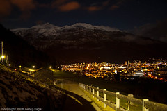 Chur @ Moonlight (gerag) Tags: moon nightshot moonlight chur nachtaufnahme mondlicht