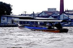 River boat (billpeterson) Tags: thailand bangkok chaophrayariver