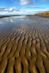 Ripples come in every size (Chris Beesley) Tags: sea beach weather landscape spring pentax super formby k100d anawesomeshot theperfectphotographer