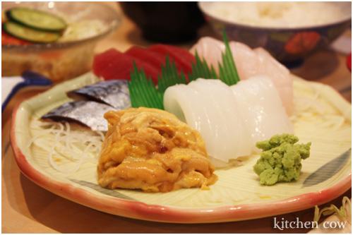 Kikufuji - Sashimi