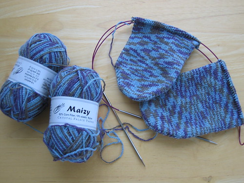 MaizySocksInProgress