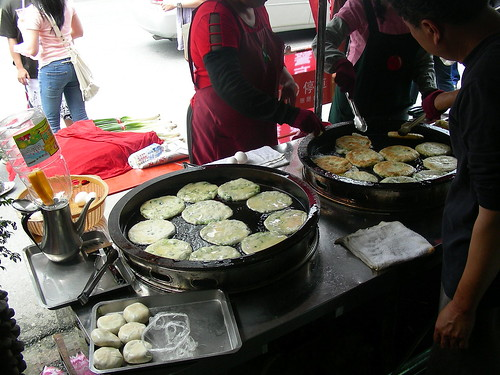 Restauant in Sanshing