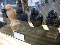 The Maltese Falcon (bonniegrrl) Tags: make makerfaire adamsavage themaltesefalcon makerfaire2008 makerfairebayarea2008