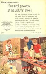 Dick Van Dyke's Steak PowWow 1962 a (by senses working overtime)
