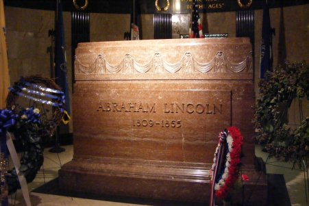 Day 2-Lincoln's Final Rest