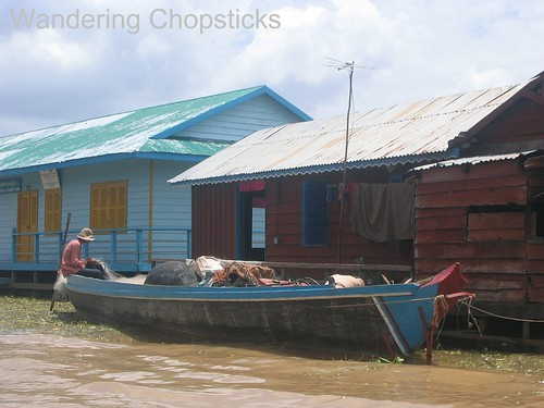 Chong Kneas Floating Village 10