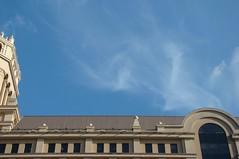 1/2 of sky frame (katunchik) Tags: blue sky cloud  blueribbonwinner fineartphotos