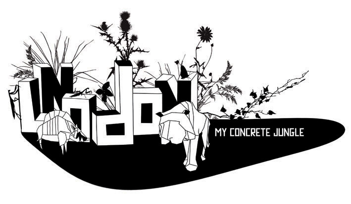 "My ""Concrete Jungle"" by Deborah Robbiano"