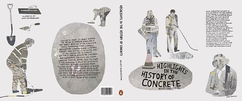 book jacket for Highlights in the History of Concrete