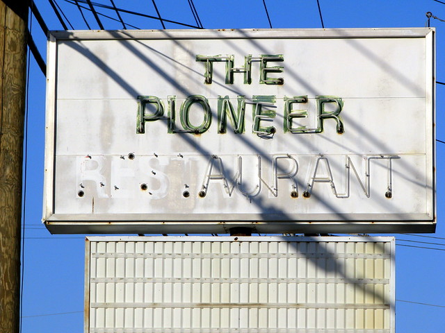 The Pioneer Restaurant - Marion, VA