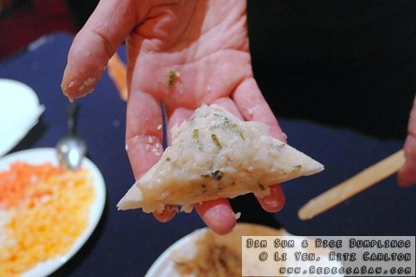 Dim Sum N Rice Dumplings At Li Yen Ritz Carlton-25