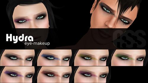 A:S:S - Hydra makeups