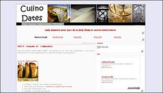 Culinodates - Design